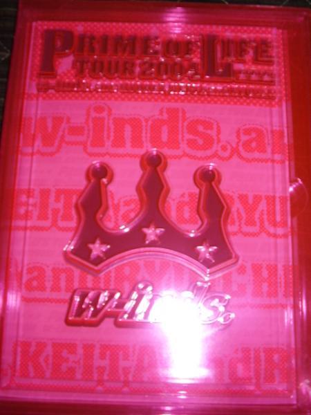 即決☆wind-s2004年ツアーパンフ!ウインズ